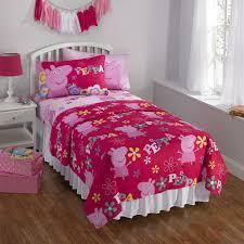 Peppa Pig Bedroom Accessories Peppa Pig Tweet Tweet Oink Twin Sheet Set Babiesrus