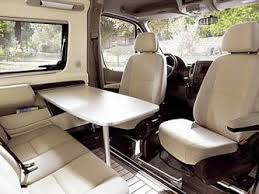 zen adventure van modifications swivel seats cer van cer vans and van cing
