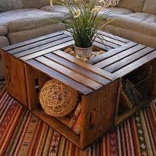 15 Easy Ways to Repurpose Wooden Crates via Brit + Co