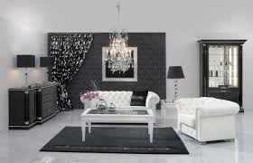 Yellow Black And Red Living Room Black And White And Red Living Room Carpeted Flooring Hanging