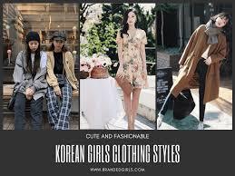 <b>Korean</b> Women Fashion - 18 Cute <b>Korean Girl</b> Clothing Styles