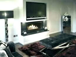 fireplace designs with above design home modern stone corner tv stand abo