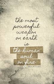 Fire Quotes Inspiration The Human Soul On Fire Poster By WOCADO W O R D S Pinterest