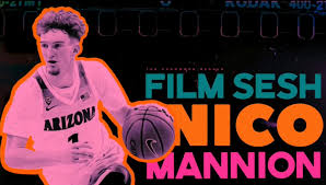 NICO MANNION 2020 NBA DRAFT SCOUTING ...
