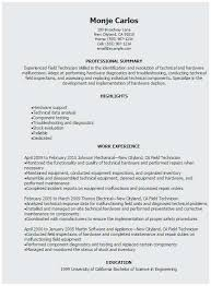 Patient Care Technician Resume Sample Terrific 41 Best How To Do A