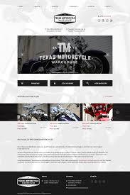 Warehouse Design Online Industrial Web Design For Autorevo By Alex Andu Design
