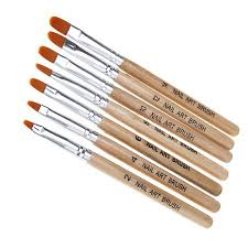 Outdoorline <b>7PCS</b>/<b>Set</b> Nail Art Brush Pens Nail Brushes UV <b>Gel Nail</b> ...