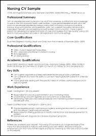 Resume Format Nursing Nursing Administrator Resume Resume Sample For