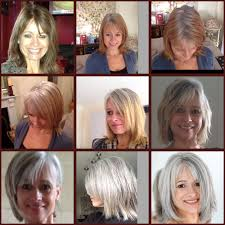 Transition Hair Style 11 month transition to grey silver pinterest gray 8292 by stevesalt.us