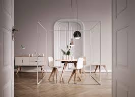 outofstock designs geometric felt lamps for bolia interior design f61
