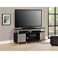 entertainment center for 50 inch tv. Ameriwood Home Windsor 50 In. Weathered Oak TV Stand With Storage-HD02222 - The Depot Entertainment Center For Inch Tv 4