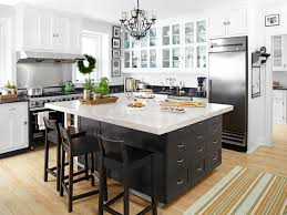 Kitchens With Islands Unfinished Kitchen Islands Pictures Ideas From Hgtv Hgtv