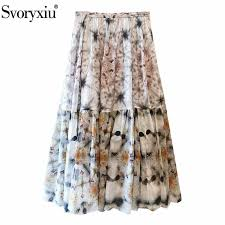 <b>Svoryxiu 2019</b> Spring Summer Runway Cotton T Shirts Women's ...