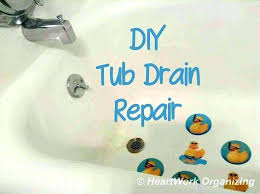 how to fix a bathtub stopper remove bathtub stopper replacing a bathtub drain stopper how to