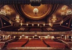 Proctors Mainstage Seating Chart Proctors Schenectady Broadway Org