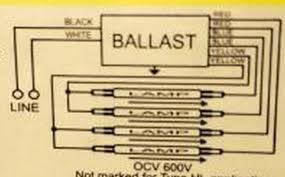 2 t12 ballasts to 1 t8 ballast running 4 fluorescent bulbs image 1 jpg views 22777 size 27 5 kb