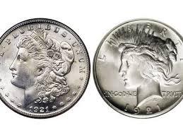 1921 Morgan Silver Dollar Value Chart Elegant Peace Silver