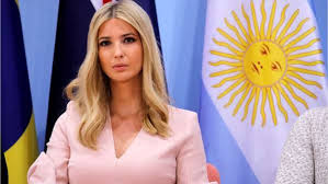 Image result for Trump defends decision to have daughter Ivanka sit in for him at G20.