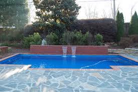 Diy Pool Waterfall Pool Waterfall Fountain Home Landscapings Swimming Pool
