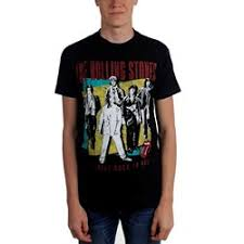 Rock N Roll Jeans Size Chart Rolling Stones The Mens Its Only Rock N Roll T Shirt