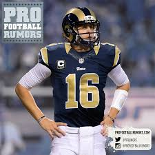 Rams To Sign No 1 Pick Jared Goff Today