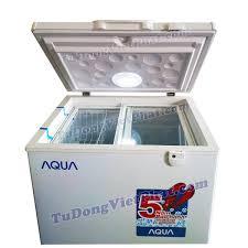 Tủ đông mini Aqua AQF-155EGD 145 lít - Chính hãng Giá rẻ T11/2020