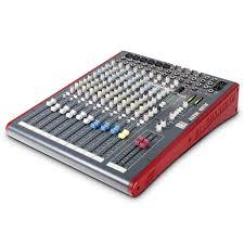 <b>Allen</b> & Heath ZED-12FX, купить <b>аналоговый микшерный пульт</b> ...