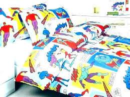 avengers bedding superhero bedding full