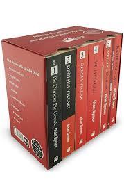 Altan Öymen Anılı Kitaplar Dizisi-7 Kitap Takım - Altan Öymen - Satın Al