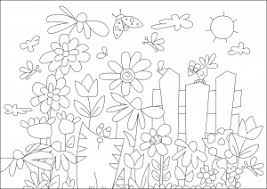 Click the skylark and flowers coloring pages to view printable version or color it online (compatible with ipad and android tablets). Flowers Vegetation Coloring Pages For Adults