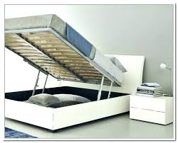 king storage bed plans. Hydraulic Storage Bed Lift Up King Plans