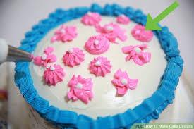 Design Of Cake Decoration
