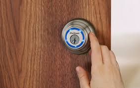 smart front door locksSmackdown August vs Kevo vs Goji vs Lockitron Smart Locks