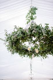 boho pins top 10 pins of the week hanging decorations image source a greenery chandelier