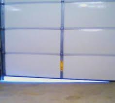 my garage has an uneven floor