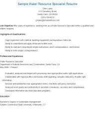 Passport Specialist Sample Resume