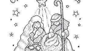 nativity coloring sheet nativity coloring page nativity coloring page free printable pages