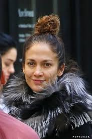 jennifer lopez wearing no makeup in new york city oct 2016