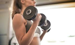 strength training workout