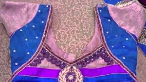 Different Types Of Blouse Back Neck Designs 2016 Latest Blouse Back Neck Designs 2011 Foto Blouse And