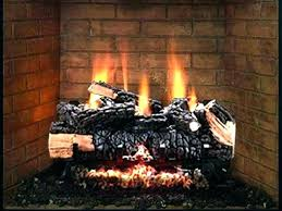 gas logs for fireplace charred log sets repair richmond va dealers image inserts home depot