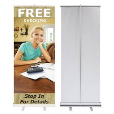 Retractable Display Stands Retractable Banner Stands Vision Advertising Solutions 9
