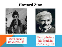 how democratic is america by howard zinn i essay setting  zinn during world war ii howard zinn