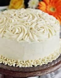 Simple Vanilla Cake Decorating Ideas Valoblogicom