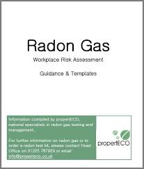 Download Our Free Workplace Radon Risk Assessment Toolkit - Properteco