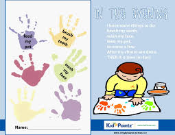 Daily Routine Charts For Kids Collection 25 Pages