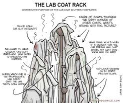 Lab Coat Rack CLT 100 The Lab Coat Rack Chemistry Blog 3
