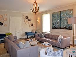 Molding For Living Room Classically Modern Living Room J Allen Hgtv
