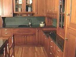 cabinet style. Hickory Cabinets With Bead Board Panel Images Shaker Style Kitchen Cabinet