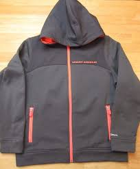 under armour jackets for youth. youth boy\u0027s under armour full zip hoodie jacket storm men\u0027s ylg jackets for